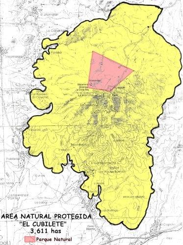Mapa del ANP